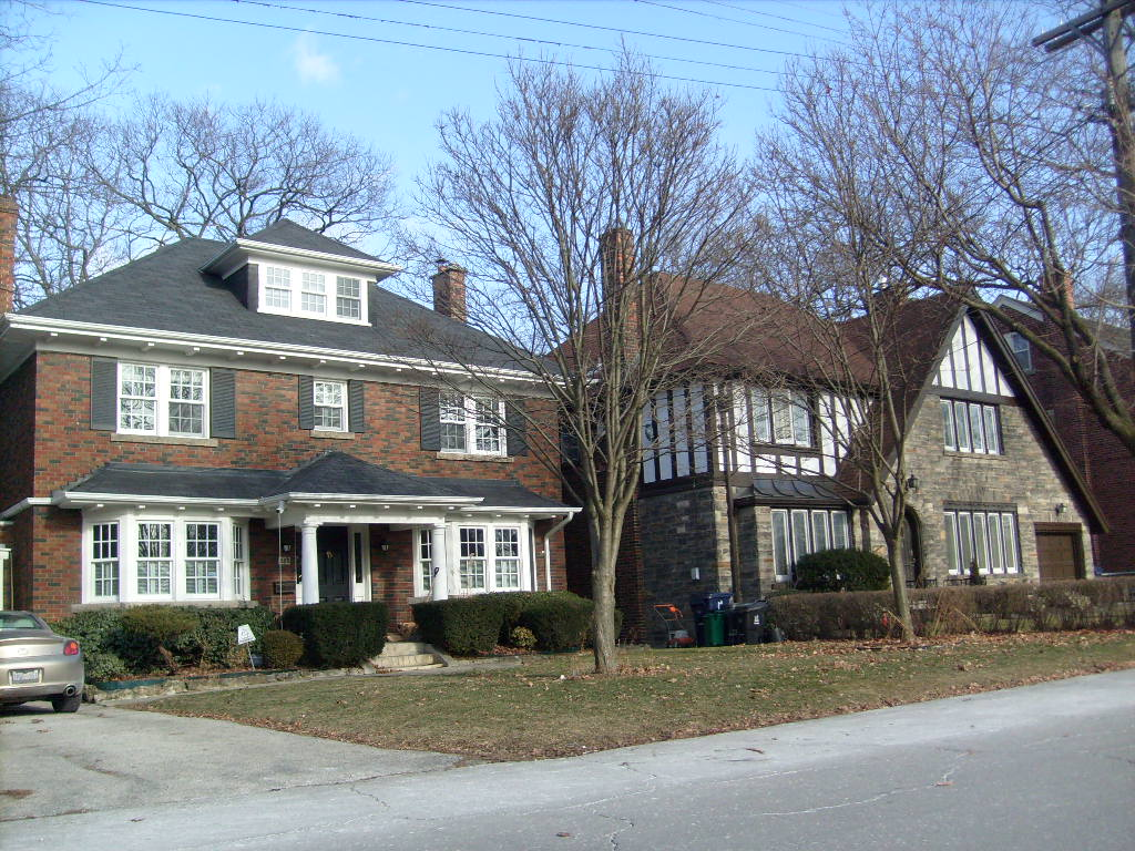 Swansea Village, High Park, Riverside Drive, Brule, Houses, Homes, Luxury