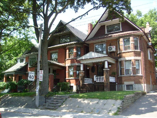 Roncesvalles Village Roncy Real Estate Houses Detached