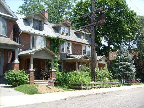 Roncesvalles Village Toronto Real Estate Houses Homes Detached Luxury