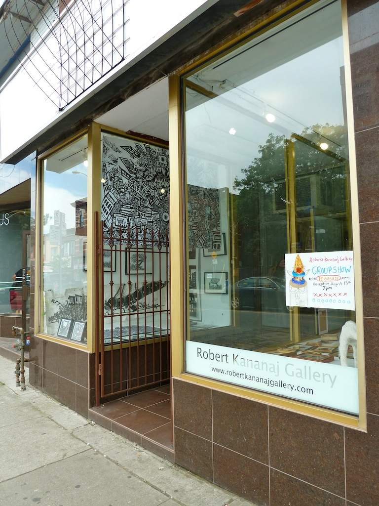 Bloordale Cafe, Dovercourt-Wallace Emerson Junction, west-end Toronto real estate