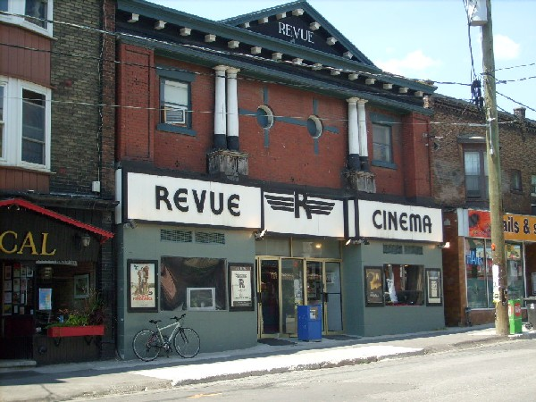 Roncesvalles Village, Revue Theatre, April Esteves