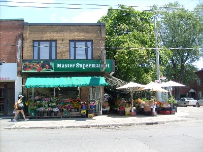 Roncesvalles Roncy west Toronto