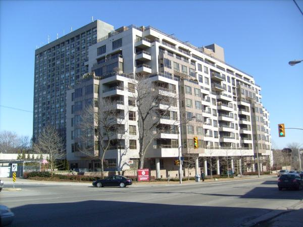 The Terraces of Old Mill Condominium, Toronto, 2662 Bloor Street West